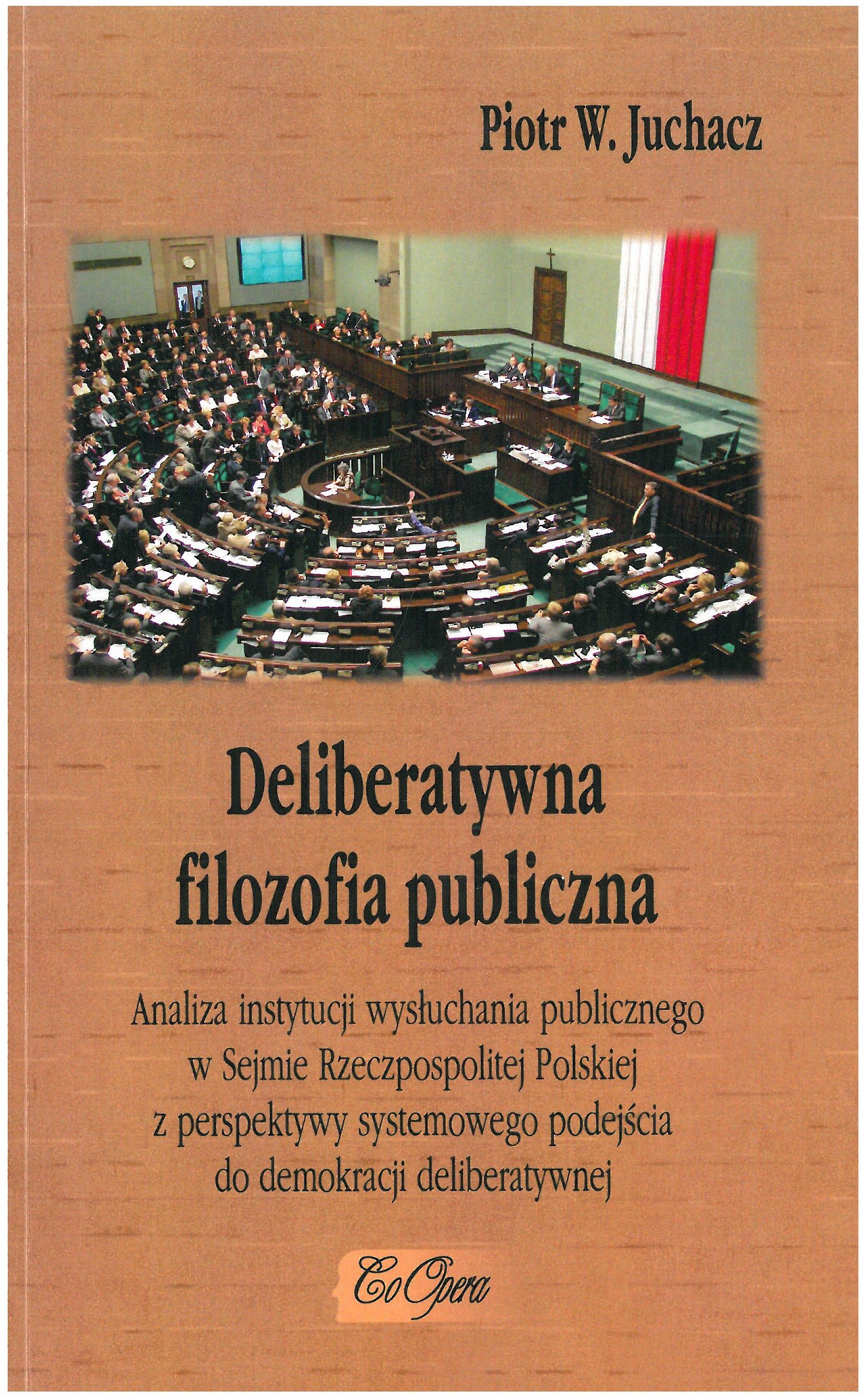 Deliberatywna filozofia publiczna
