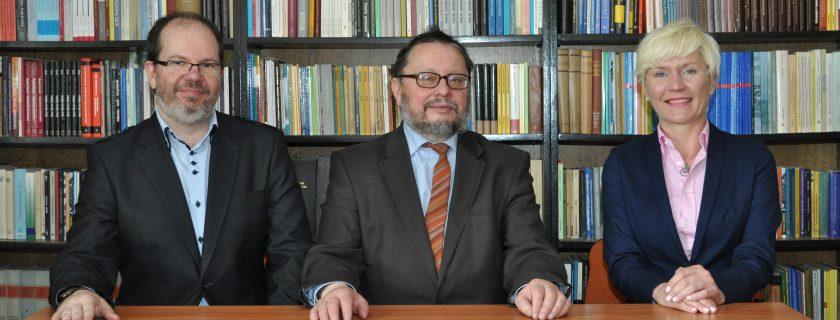 Dyrekcja Instytutu Filozofii UAM na lata 2016-2020
