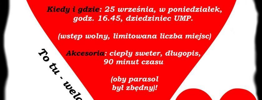 """Teatr dyskusyjny """"w sercu Poznania"""""""