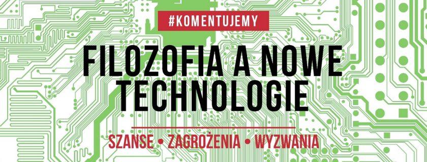 Filozofia a nowe technologie