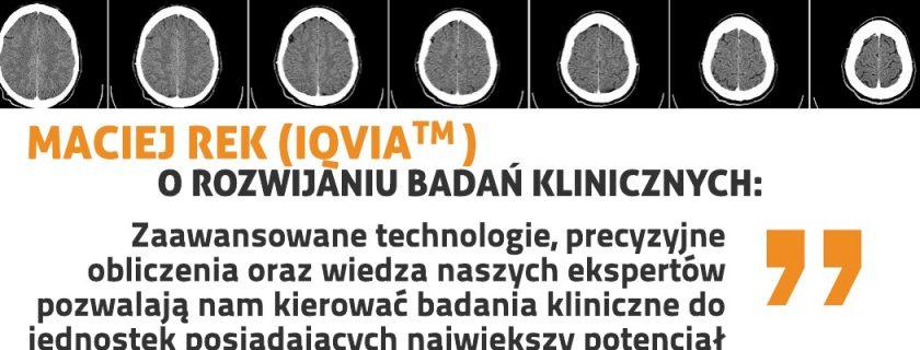 (Polski) Badania kliniczne okiem biotechnologów i branży medycznej