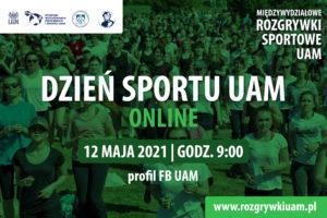 Dzień Sportu UAM 2021 – online